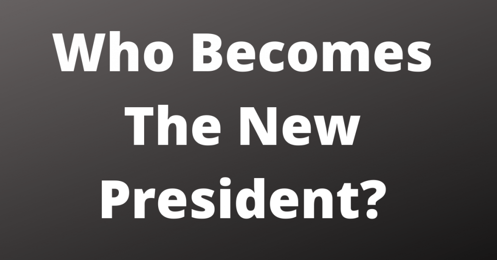 Who Becomes The New President If The President Is Impeached?